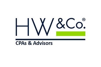 HW&Co. green stripe