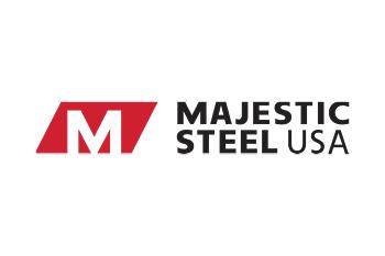 Majestic Steel Logo 350 x 233