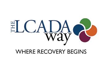 The LCADA Way Logo 350 x 233
