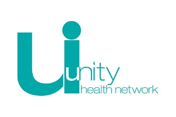Unity Health Network Logo 350 x 233